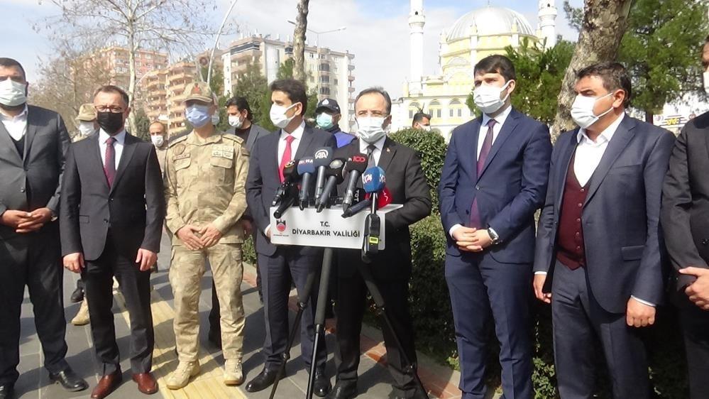 Diyarbakır'da 'Dinamik Denetim Süreci' başladı
