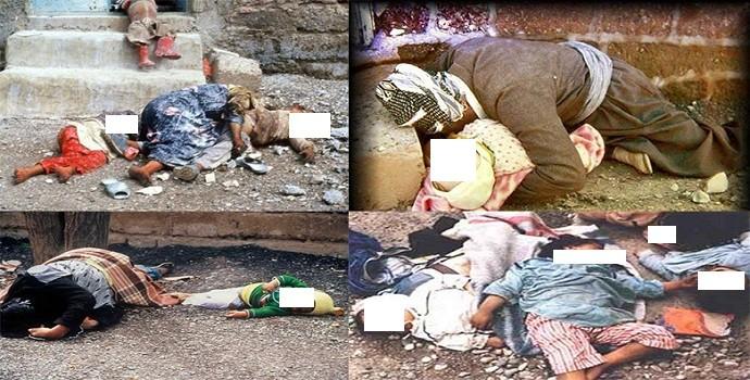 Halepçe Katliamı 33. yıldönümünde anılıyor!