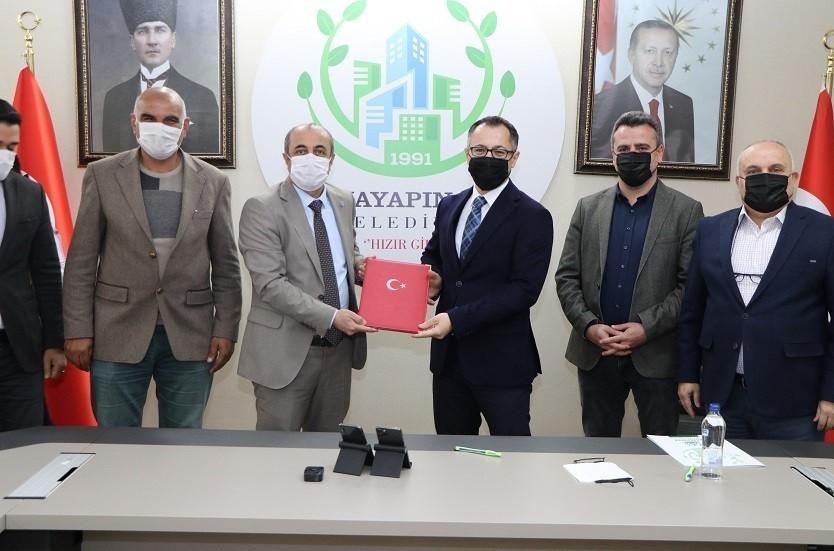 Kayapınar Belediyesinde toplu iş sözleşmesi imzalandı