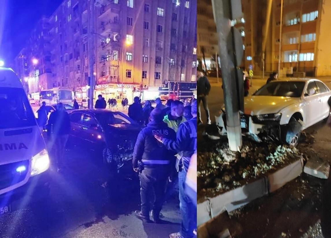 Diyarbakır'da kazan: 4 yaralı