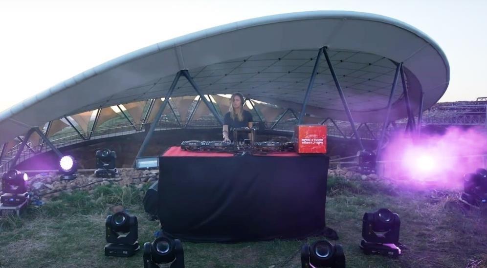 İtalyan DJ'in Göbeklitepe'de sahne alması tepkiye neden oldu