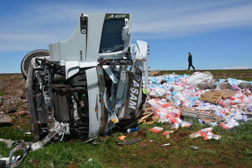 Şanlıurfa'da kaza: ölü, 1 yaralı