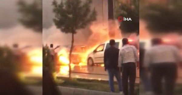 Bomba gibi patladı! Diyarbakır'da korku dolu anlar