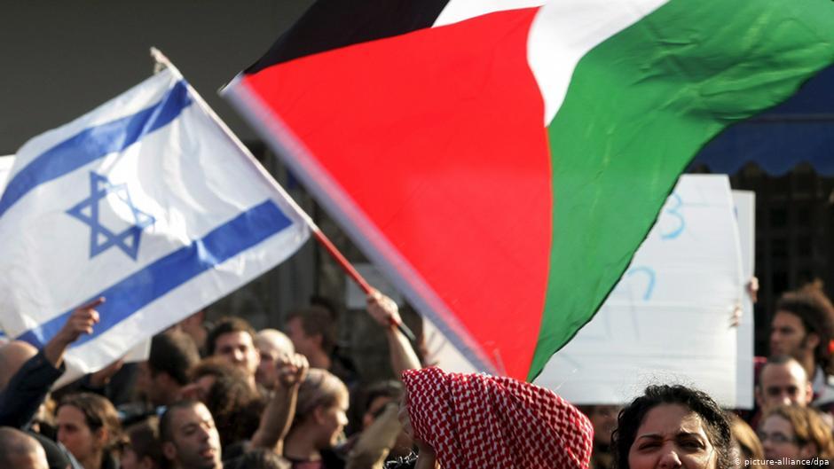 ABD: İsrailliler ile Filistinliler eşit derece özgür olmalı