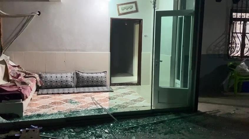 Diyarbakır'da eve otomatik silahlarla saldırı