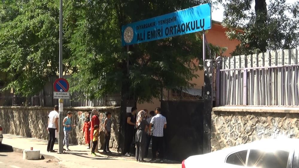 Diyarbakır'da YKS heyecanı başladı