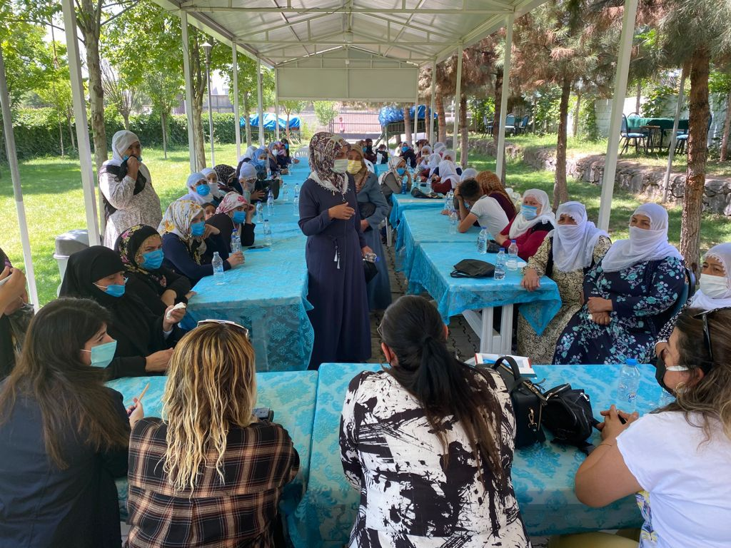 Bismil Belediyesi, Kadınlarla Buluştu