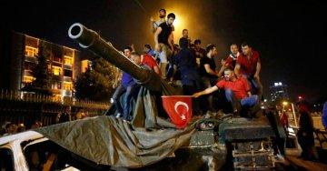 Mehmet Çet: 15 Temmuz Gecesi