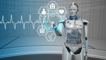 H.İbrahim Demir: Robotik Yaşam