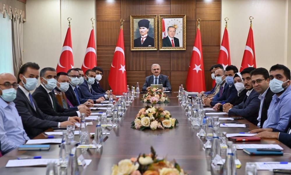 Diyarbakır'da 15 Temmuz için hazırlık toplantısı yapıldı