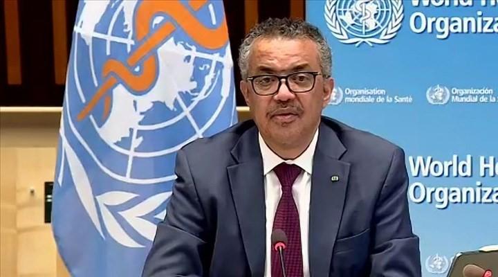 DSÖ: Üçüncü doz yerine yoksul ülkelere bağış yapılsın