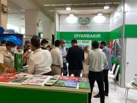 Yenişehir Belediyesi projelerini sergiledi