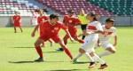 Diyarbakır'da genç milli takım seçmeleri yapıldı