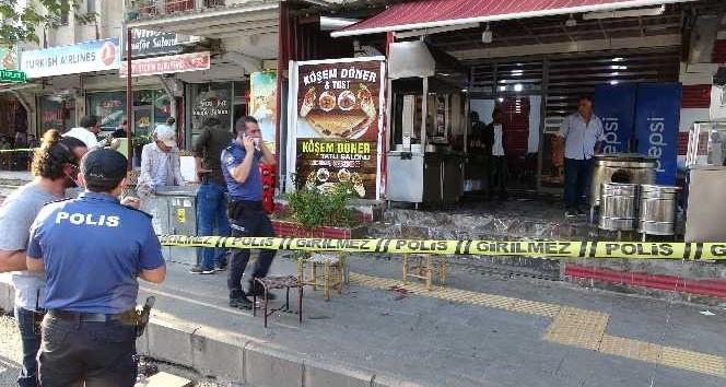 Diyarbakır'da komşu Kavgası: 1 Ağır Yaralı