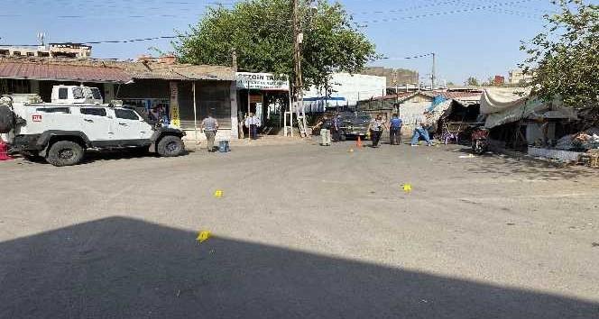 Diyarbakır'da pikap kiralama kavgası: 1'i ağır 6 yaralı
