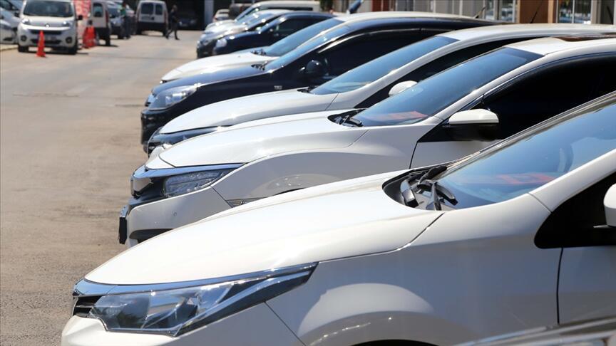 Türkiye'den 6,8 milyar dolarlık binek otomobil ihraç edildi