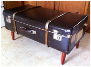 Luggage Coffee Table