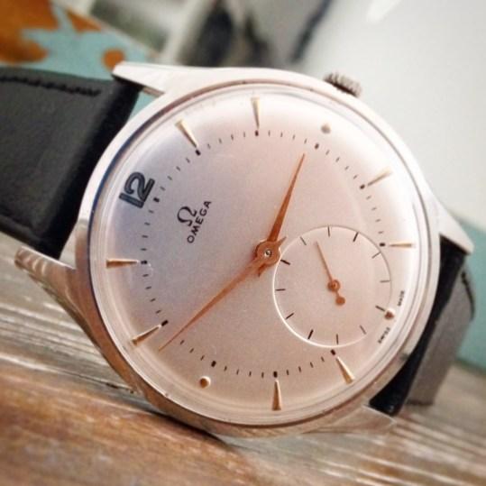 Stunning 1940's Omega Watch