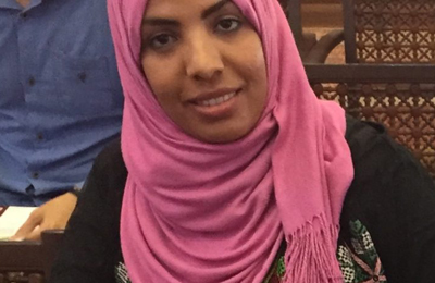 Ms. Enas Mohamed Hassan