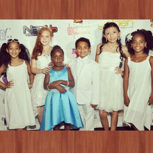 @Regrann from @carlosclaggettjr -  We are team DopeNerd!!!! These are my girls @ajamodel @olivialorettalynch @kennedystarrchild @jocelyn_modelbehavior and Nihjad!!!! @dopenerd #teamdopenerd #DopeNerdLaunchParty #whiteparty #kidmodels #kidactors #passionforfashion #Regrann
