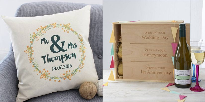 marriage gifts for friends