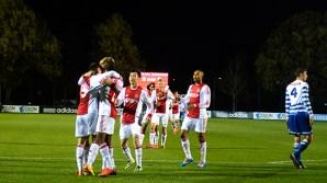 jupiler league jong ajax graafschap amsterdam