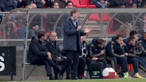 Jong Ajax speelt in de Jupiler League tegen Sparta.