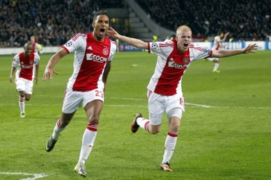 champions league ajax amsterdam fc barcelona 2013