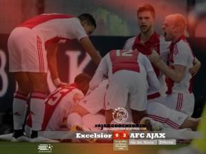 Excelsior 0-2 Ajax Juichen