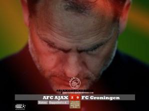 Ajax 2-0 Groningen de Boer
