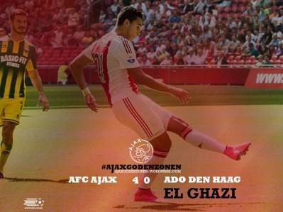 El Ghazi actie