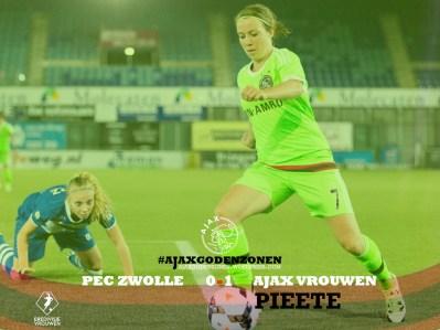 Zwolle Ajax Pieete