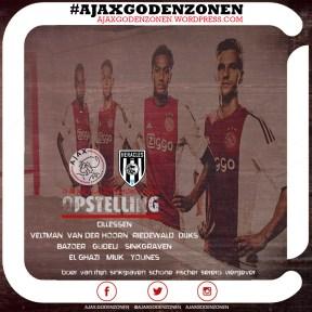 OPSTELLING Ajax-Heracles