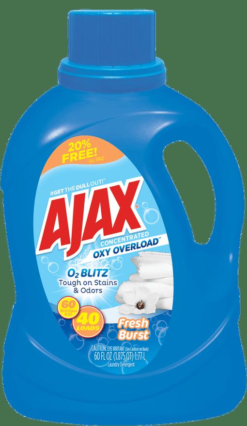 AjaxOxyBlitzDetergent60OZ
