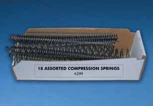 No. 299 compression spring assortment