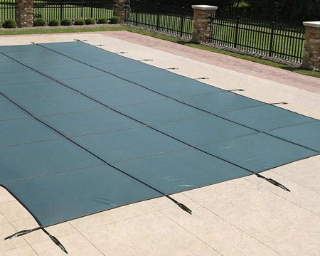 Loop-Loc pool cover springs
