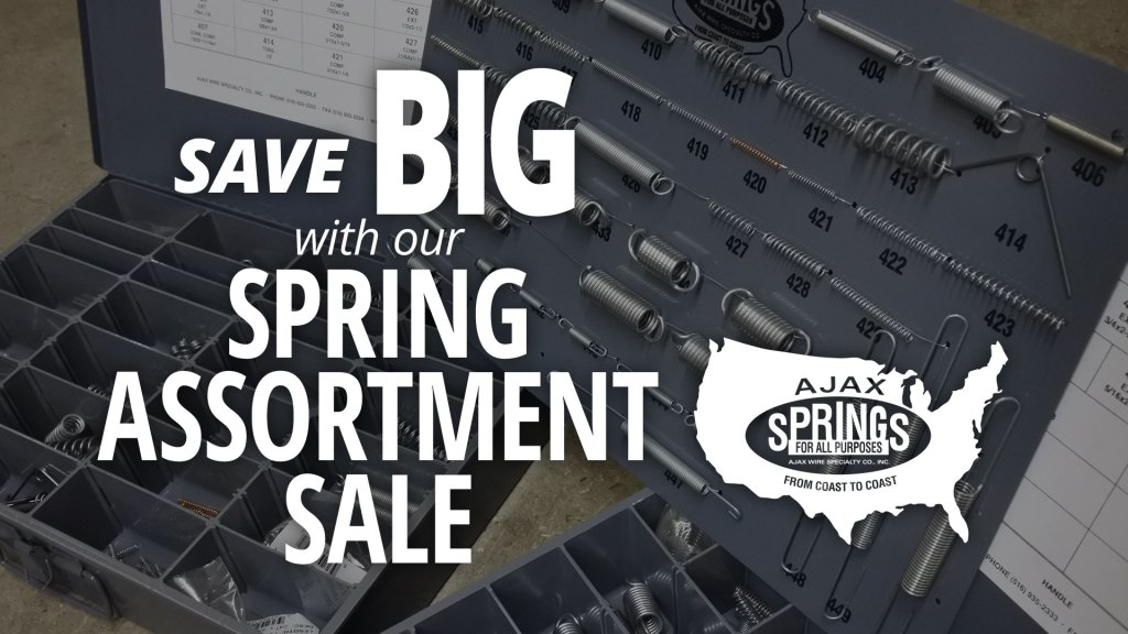 Spring Assortment Sale