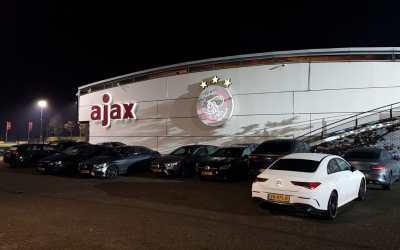 2 nieuwe aanwinsten voor Ajax Zaterdag
