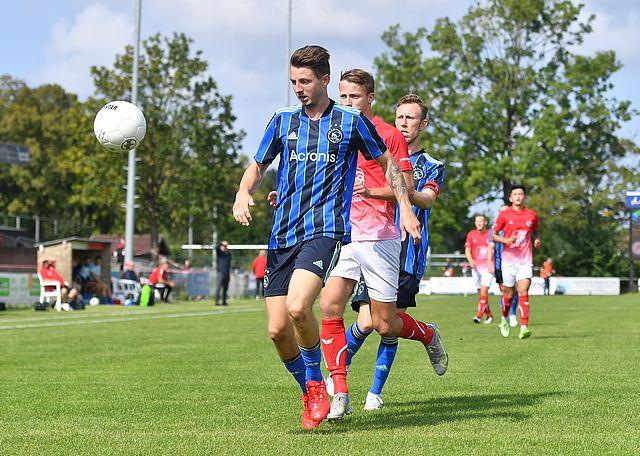 Eerste competitiepunt Ajax in Goes (0-0)
