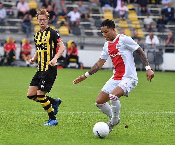 Eerste verlies Ajax in oefencampagne