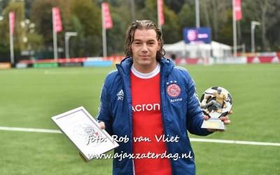 Lars Middelwijk gehuldigd