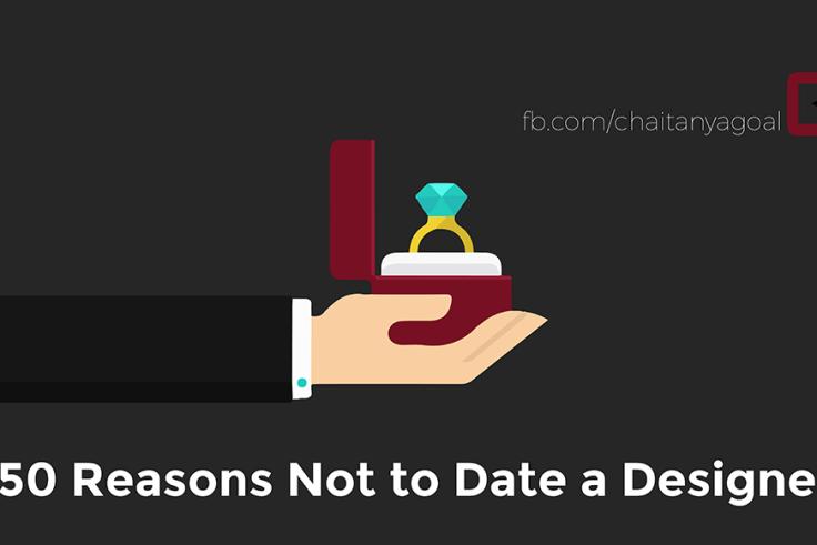 50 Reasons Not Date Designer   Ajay Kumar Pandey author