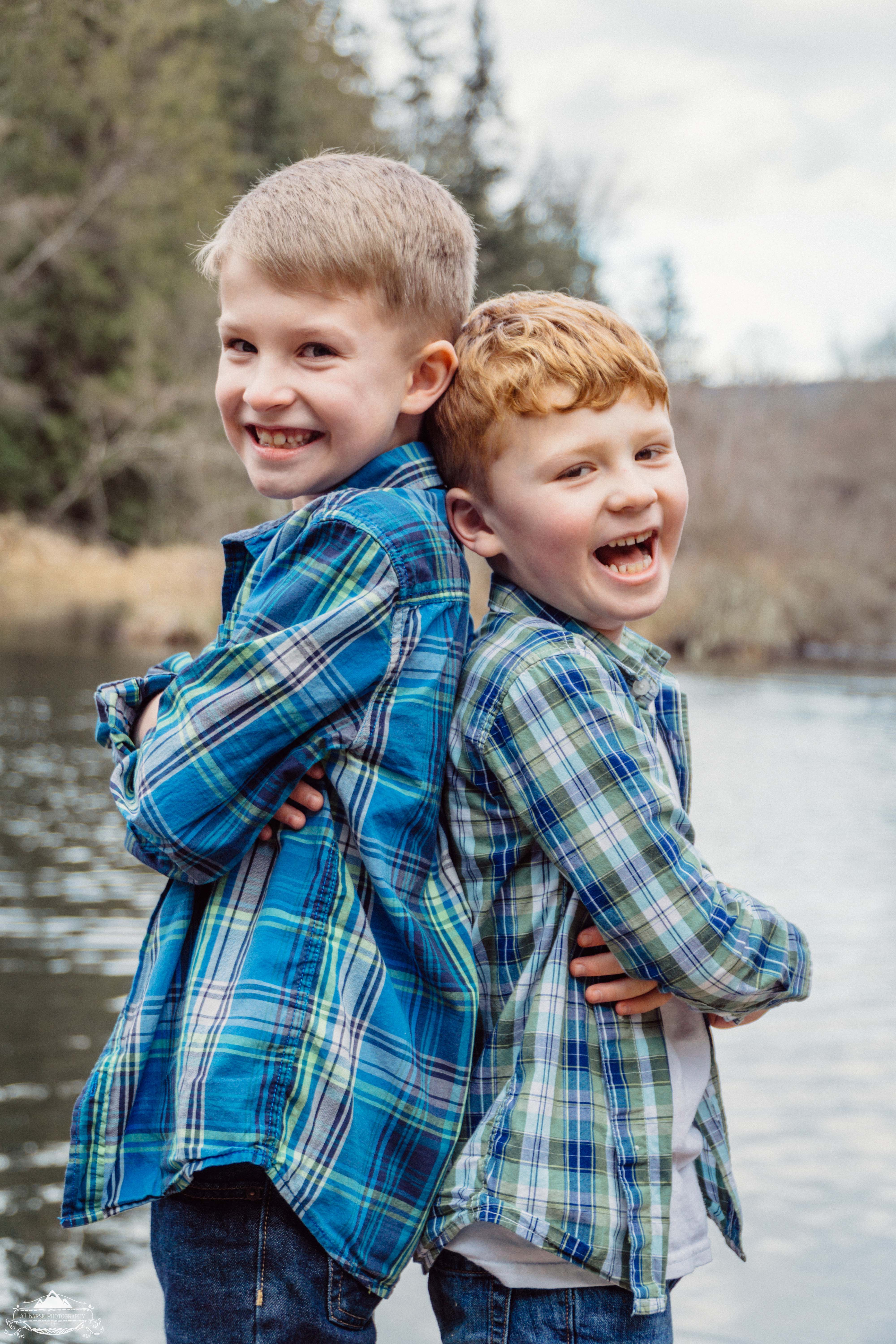stock photo best friends best brothers i 200213401