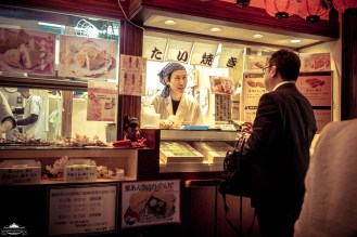 You really can't go wrong with some late night grub at the plethora of small vendors all along the streets of Japan. www.patreon.com/ajbarse