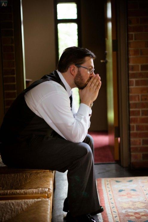 Waiting...praying