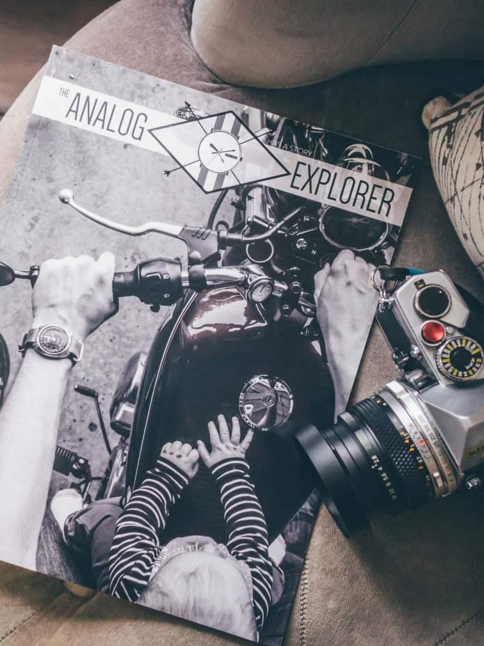 The Analog Explorer: Volume One