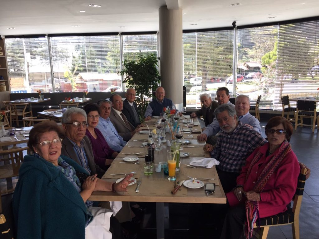 Luncheon Bolivia Chapter 2017