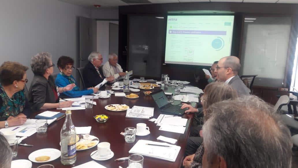 Reunión de la Filial de Ecuador 2018