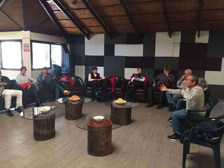 Picnic  Filial de Peru Septiembre 2018