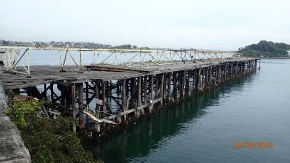this is the old Wharf